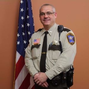 Chief Deputy Mike Maurer (2016)