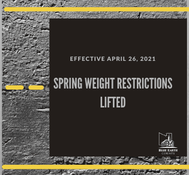 Lifting weight restrictions